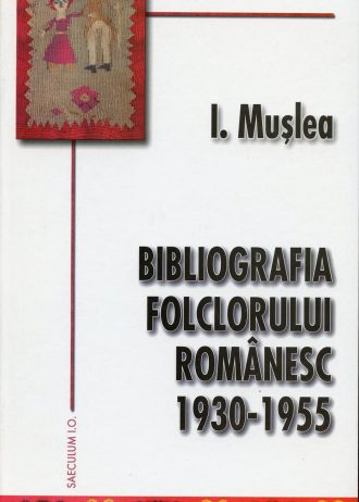 Bibliografia folclorului 1930-1955