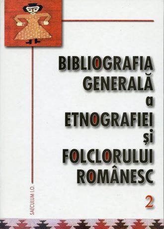 Bibliografia generala a folclorului 2