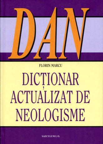 Dictionar actualizat de neologisme 1