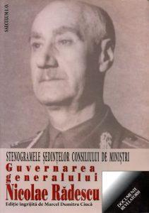 Guvernarea Radescu – 1