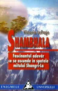 Shambhala, coperta I