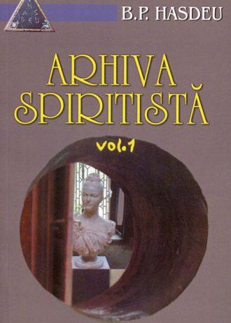 arhiva spiritista, vol. 1
