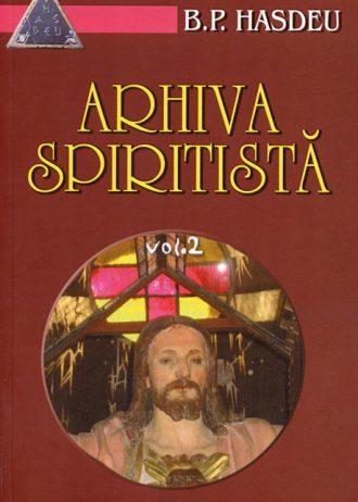 arhiva spiritista, vol. 2