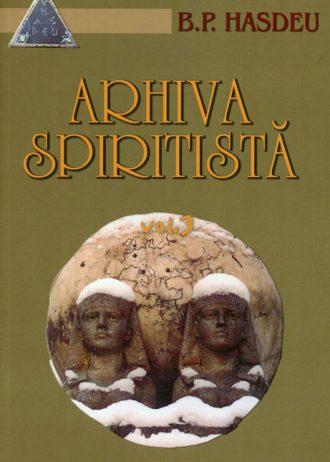 arhiva spiritista, vol. 3
