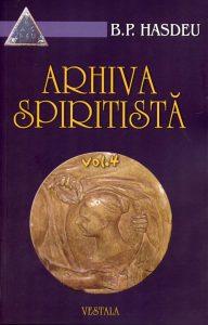 arhiva spiritista, vol. 4