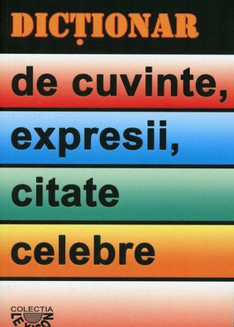 dictionar de cuvinte…