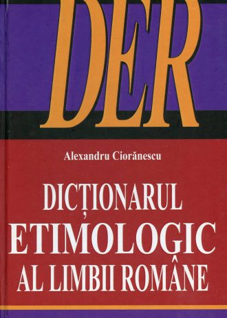 dictionar etimologic al limbii romane