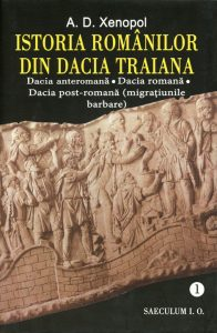 istoria rom din dacia traiana, vol. 1