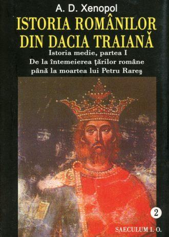 istoria rom din dacia traiana, vol. 2