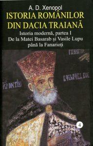 istoria rom din dacia traiana, vol. 4