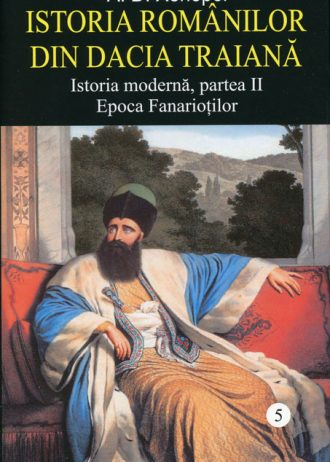 istoria rom din dacia traiana, vol. 5